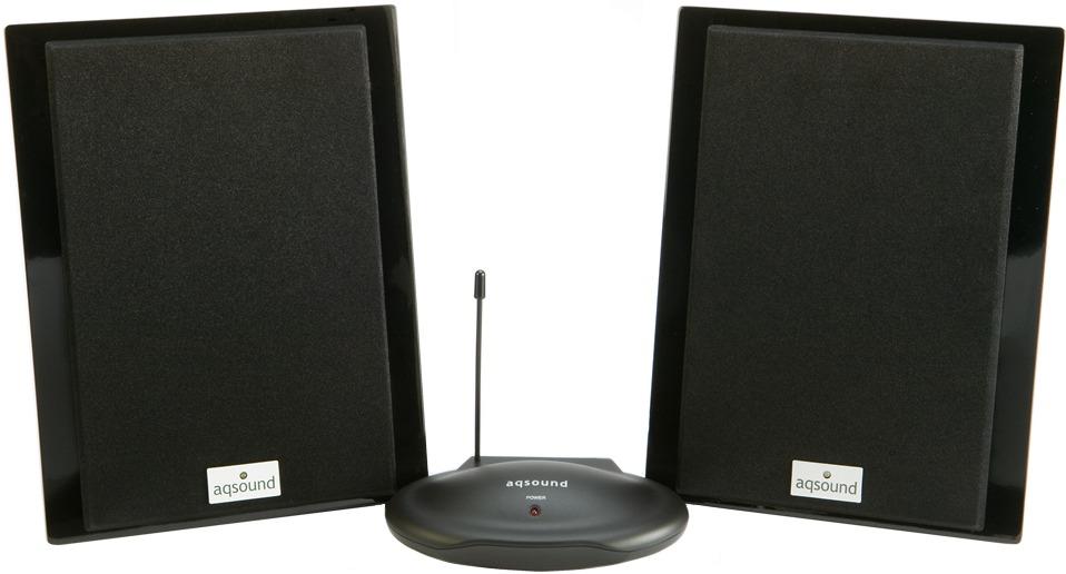wireless pool speakers